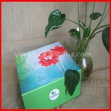 2014 Special Clear Carving Soap Folding Box