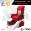 2015 wholesale fiberglass pedicure spa chair & foot spa chair & manicure pedicure chair (S171)