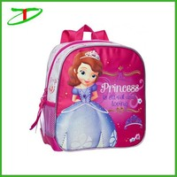 2015 new products kids school backpack bag, cute cartoon mochilas escolares