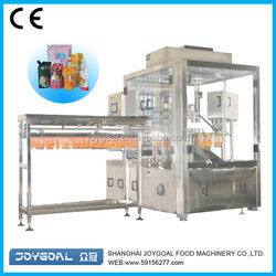 Manual cosmetic tubes filling machines/automatic paste spout pouch filling machine