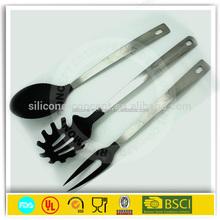 Eco- Friendly Silicone Kitchen Utensils plastic kitchen utensils
