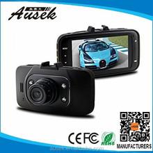 Hot selling 2.7'' inch 1080p video resolution gs8000l manual car camera hd dvr