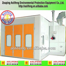 Car Care Down Draft Spray Booth, Auto repair painting and baking Room (OEM)