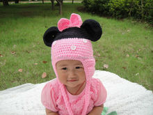 Factory direct supply cotton handmade baby caps