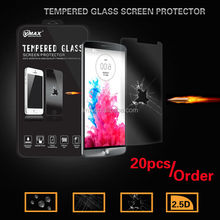 2014 new products for lg g3 mobile phone accessory for tempered glass screen protector