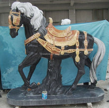 antique life size marble horse sculpture and carving,Stone Horse garden Statues
