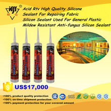 Acid Rtv High Quality Silicone Sealant For Repairing Fabric Silicone Sealant Mildew Resistant Anti-fungus Silicone Sealant
