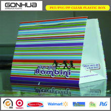 2014 promotional women unique non woven custom colorful printing shopping plastic bags with drawstring pouch