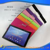 Protective tablet case for Xperia Z4 Tablet SGP712 SGP712 tablet case
