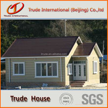 EPS cement board house