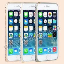 2015 for iPhone 6 Metal Case, G-CASE Diamond Crystal Metal Aluminium Bumper Frame Case for iPhone 6