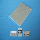 Hot Sale Preço Wholsale pvc macio material de laminação de Prata Folha de jato de tinta de impressão PVC 210 * 297 milímetros *