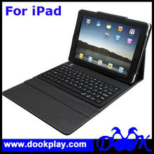 3.0 Wireless Bluetooth Keyboard Leather Case Cover Stand For iPad 2 iPad 3 & iPad 4