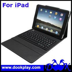 3.0 Wireless Bluetooth Keyboard Leather Case Cover Stand For iPad 2 iPad 3 & iPad 4