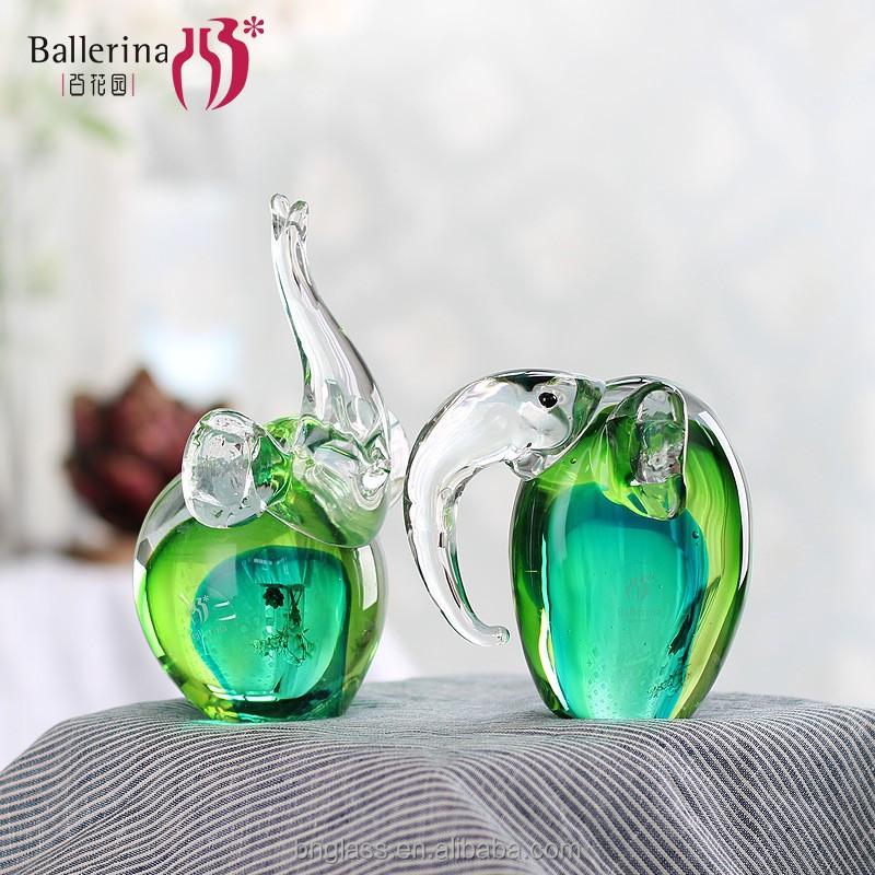 Wedding Gift Glass Painting : Handmade Glass Art Glass Wedding Gift