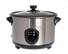 1.8L 700W Electric Rice Cooker With Steamer Cute Rice Cooker