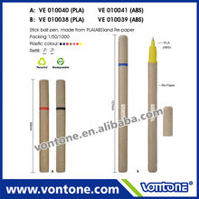promotional stick ball pen