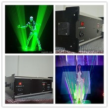 China factory cheap price 3W laser dance show equipment