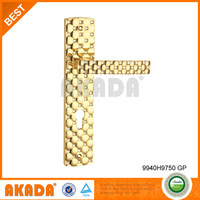 2015 Newest Design cheap price gold shower door handle