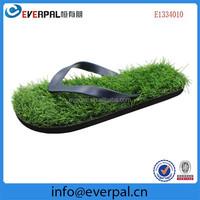 2015 Foot Massage Slipper Grass Flat Beach Slipper