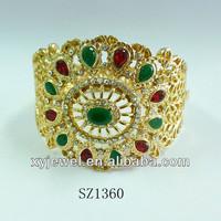 Hot selling charm bracelet bangles bracelets wholesale rhinestone bangles