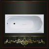Fashional top quality freestanding cheap acrylic bathtub CE listed