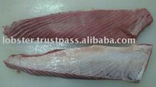 High Quality HACCP Certificated Seafood Frozen Tuna Belly