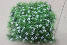 2015 hot sale decorative turf artificial grass , Flowers pine needle grass