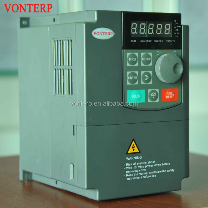 Best price VFD frequency adjustable AC motor speed drive Vector control 380v 5.5kw 7.5kw 11kw 15kw 50HZ 3 phase