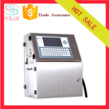 Continuous Automatic Batch Number Inkjet Coding Machine