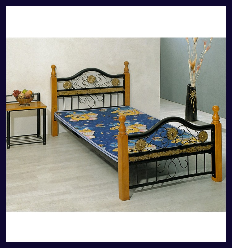 Furniture Pieces To Match With Metal Bed Frame