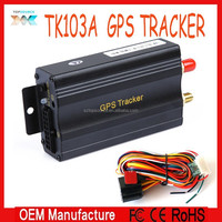 Coban sim card gps tracker tk103A with mobile and web tracking software platform www.gpstrackerxy.com