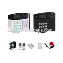 inalámbrica gsm inicio sistema de alarma con detector pir