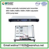 Discount Externally Modulated Optical Transmitters JDSU catv laser price