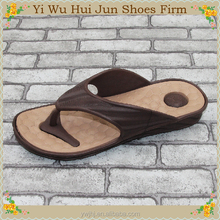 Man Sandale Light Blue Flip Flops