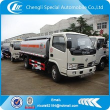 5000L dongfeng small oil tanker for sale