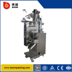 tea bag 4 side sealed vertical packing machine
