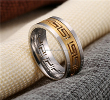 Wholesale Stainless Steel Ring , 316L Stainless Steel Men's Ring jewelry