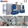 CE approved infrared paint dryer/large spray booth/truck spray booth