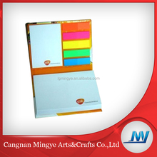 2015 High quality combined sticky note for promotion