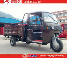 Cabin Tricycle made in China/air cooling engine Tricycle/200cc Semi-Cabin Tricycle HL200ZH-C09