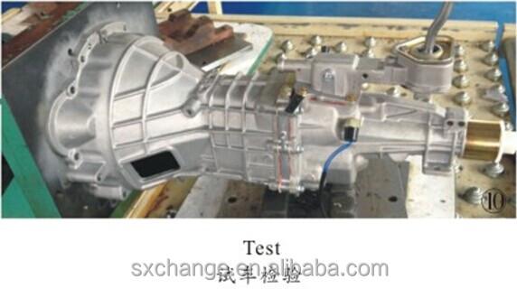 auto part Gear Box Isuzu Pickup (TFR54) 4JA1