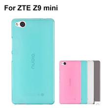 TPU Transparent Clear Cover Jelly Phone Case For ZTE Z9 mini