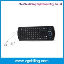 2.4G Fly Air Mouse With backlight, Intellectual TV remote control with infrared