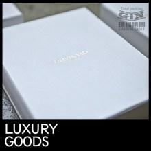 Customized handmade cloth garment jewelry box