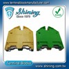 TF-G35 Din Rail Yellow Green 35mm2 Grounding Wire Connector