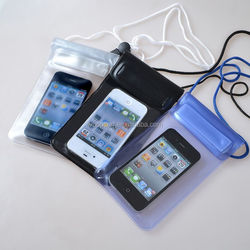 Hot Wholesale Swim Waterproof Cellphone Bag