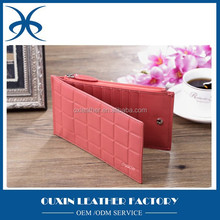 Genuine Leather Money Clip mini gift Business Credit Card Holder 18pcs holders place real leather wallet on discount wallets