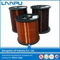 aprobado por ul soldable awg de cobre esmaltado de alambre fabricante