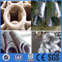 different wire gauge of galvanised wire producer and supplier(China Anping Factory)